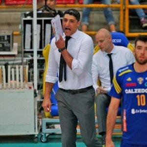 Volley, Verona vuole coppa.  Giani: ''Facciamo qualcosa di importante''