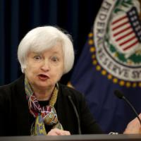 Fed, per la Yellen serve cautela nel rialzo dei tassi