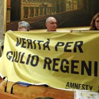 The parents of Giulio Regeni: