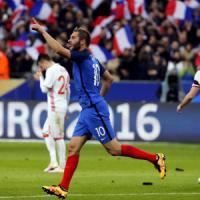 Amichevoli, Francia show nel ritorno a Parigi.  Belgio sconfitto in Portogallo