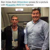 Cipro, volo Egyptair: ''Il selfie con il dirottatore? Non avevo niente da perdere''