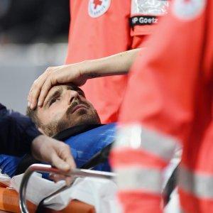 Juventus, sollievo per Bonucci: non ci sono lesioni