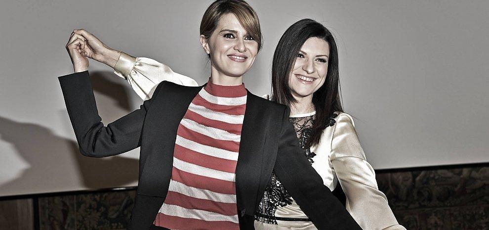 """""""Laura e Paola"""", strana coppia e gran varietà: la televisione è roba da donne"""