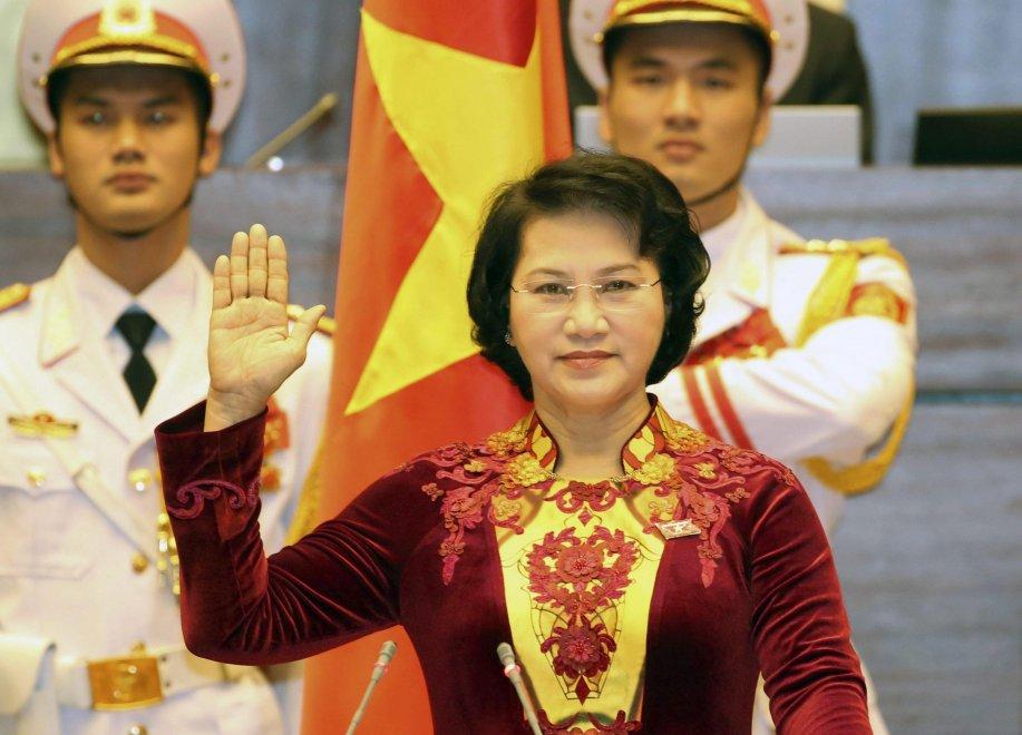 Vietnam: la prima volta di una donna alla presidenza del Parlamento