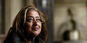 L'addio alla regina dell'architettura Zaha Hadid: da Londra a Roma così ha disegnato il futuro