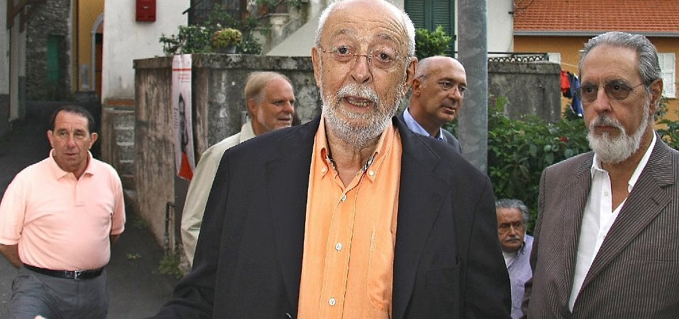 """E' morto Giorgio Calabrese, l'autore di """"E se domani"""""""