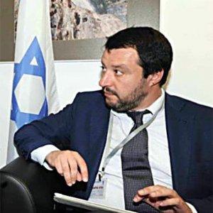 """Salvini in Israele, """"Hamas tiene in ostaggio milioni di persone"""""""