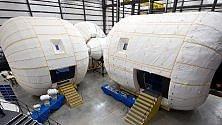 La casa nello spazio è gonfiabile, test sull'Iss