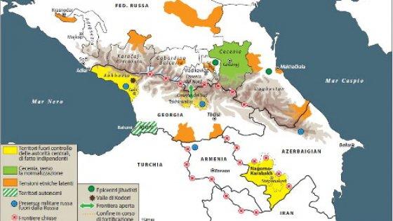 Armenia-Azerbaigian, scontri nel Nagorno-Karabakh: l'appello di Putin