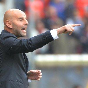 """Frosinone, Stellone: """"Sconfitta pesante ma possiamo ancora giocarcela"""""""