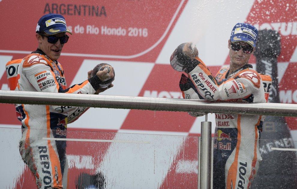 MotoGp, il trionfo di Marquez in Argentina - Repubblica.it