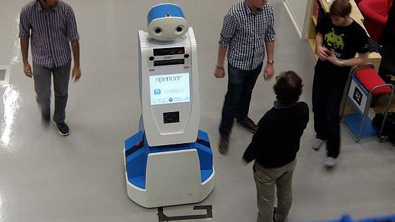 Alberghi, adesso al soggiorno pensano i robot