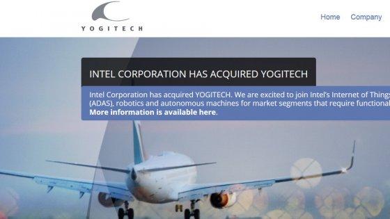 Per le sue auto senza pilota, Intel compra una startup italiana