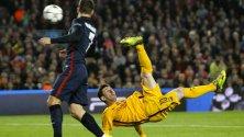 Champions, quarti di finale: Barcellona piega l'Atletico, Bayern di misura sul Benfica