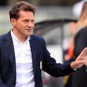 """Palermo, la società: """"Novellino non rischia, Lazio non è ultima spiaggia"""""""