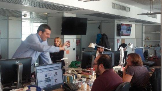 Live Day, un giorno in diretta video su Facebook e Repubblica.it