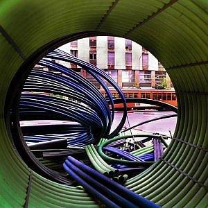 Enel, c'è l'accordo con Wind e Vodafone per la fibra