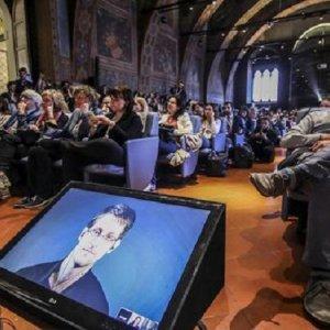 Festival di giornalismo a Perugia: così il social spodesta la tv