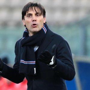 """Sampdoria, Montella fissa la quota salvezza: """"Con 39 punti è fatta, servono due vittorie"""""""