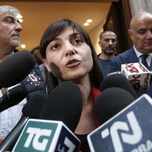 """Debora Serracchiani: """"Dare spallate non conviene. L'asse tra Prodi e Bersani non è certo una cosa nuova"""""""