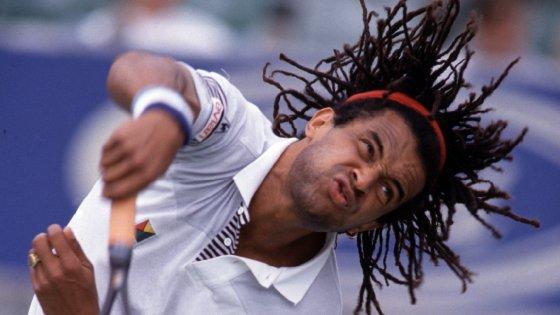 """Yannick Noah: """"In questo tennis e in questo mondo ora manca la luce"""""""