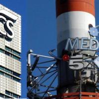 Rcs e Mediaset volano in Borsa,