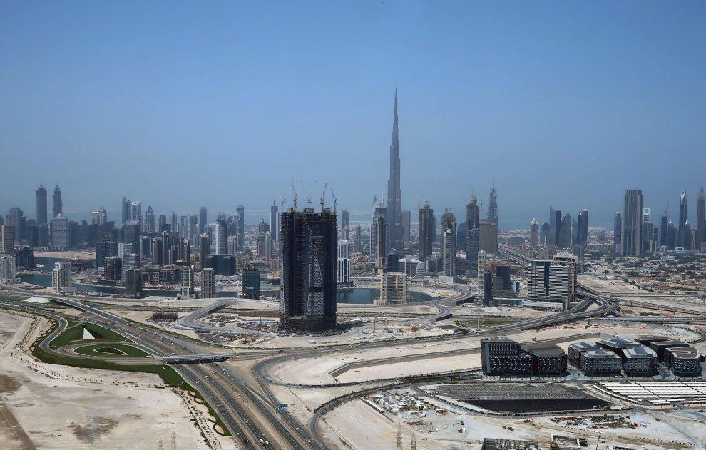 Calatrava a dubai nuovo grattacielo pi alto entro il - Dubai grattacielo piu alto ...