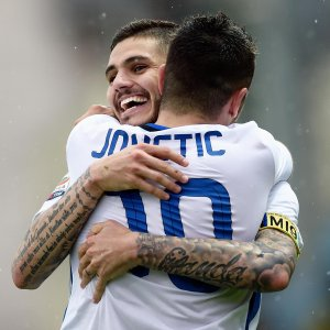Inter, Ausilio: ''Avanti con Mancini e Icardi''