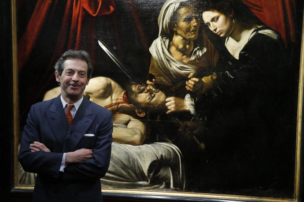 Parigi Il Mistero Del Caravaggio Ritrovato In Soffitta