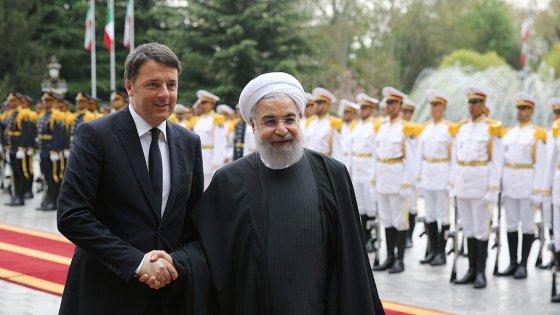 """Fs, accordo da 3,5 miliardi in Iran. Rouhani: """"Italia diventi il nostro primo partner"""""""
