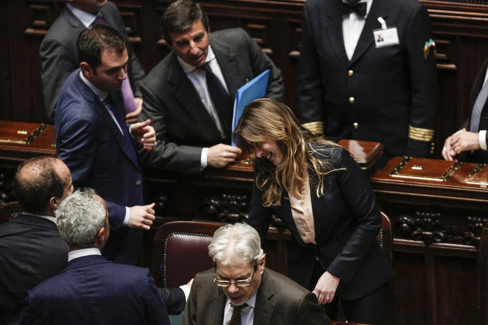 Senato e riforma costituzionale: la Boschi in Aula
