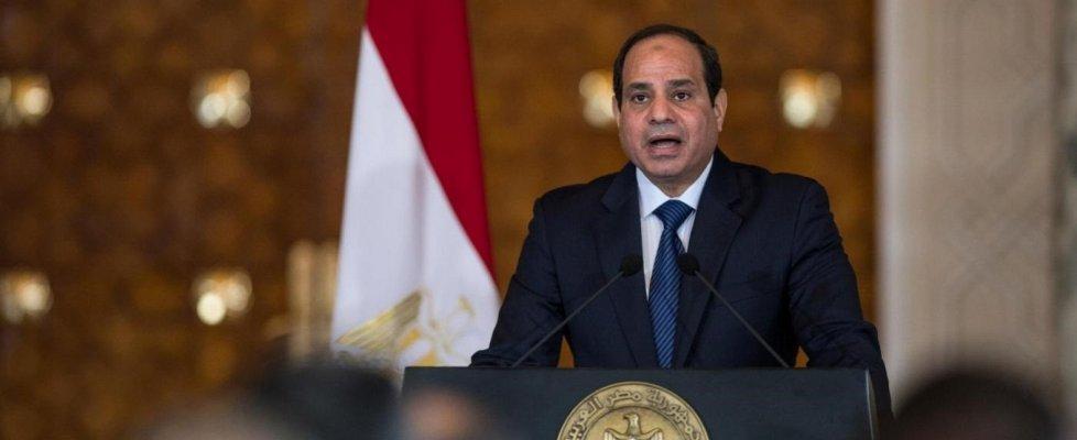 """Caso Regeni, Al Sisi scagiona i servizi: """"Menzogne sui media, hanno fabbricato la crisi"""""""