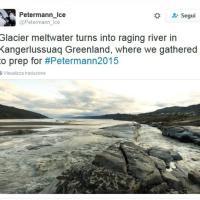 Groenlandia, scioglimento dei ghiacci da record: