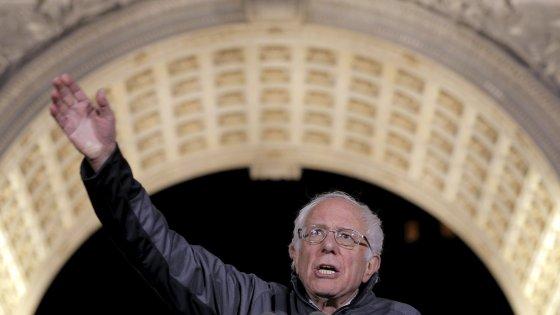 "Sanders dal Papa, insieme ai leader ""socialisti"" di mezzo mondo"