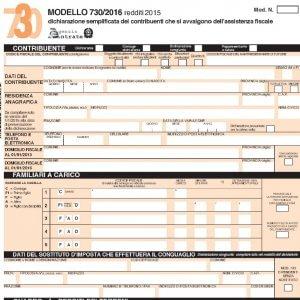 Registrazione Fisconline 730 precompilato