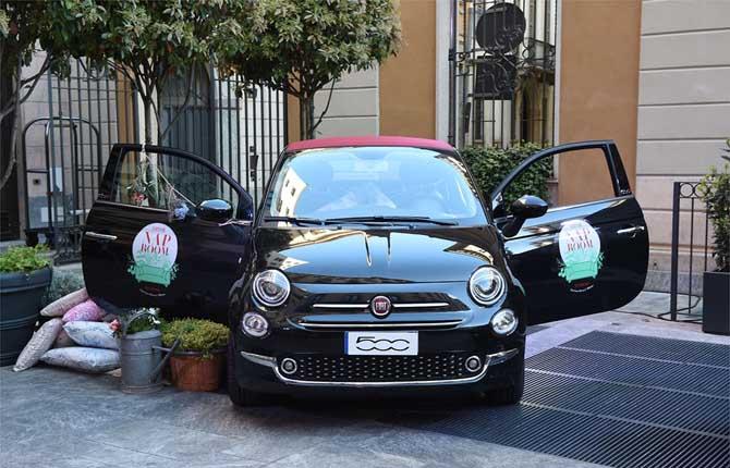 Design Week, ecco le idee della Fiat 500