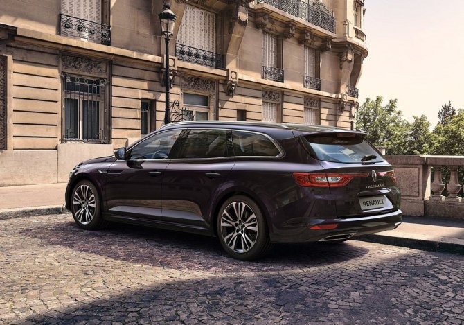 renault talisman estate. Black Bedroom Furniture Sets. Home Design Ideas