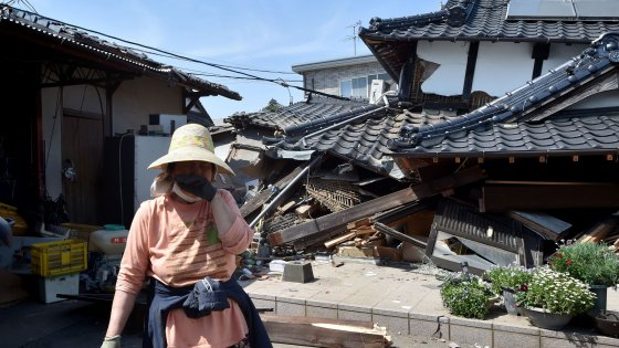 Giappone, due forti scosse di terremoto: 41 morti e duemila feriti