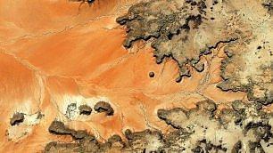 Se la foto dal satellite diventa uno splendido quadro