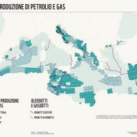WWF, i numeri di petrolio e gas nel Mar Mediterraneo