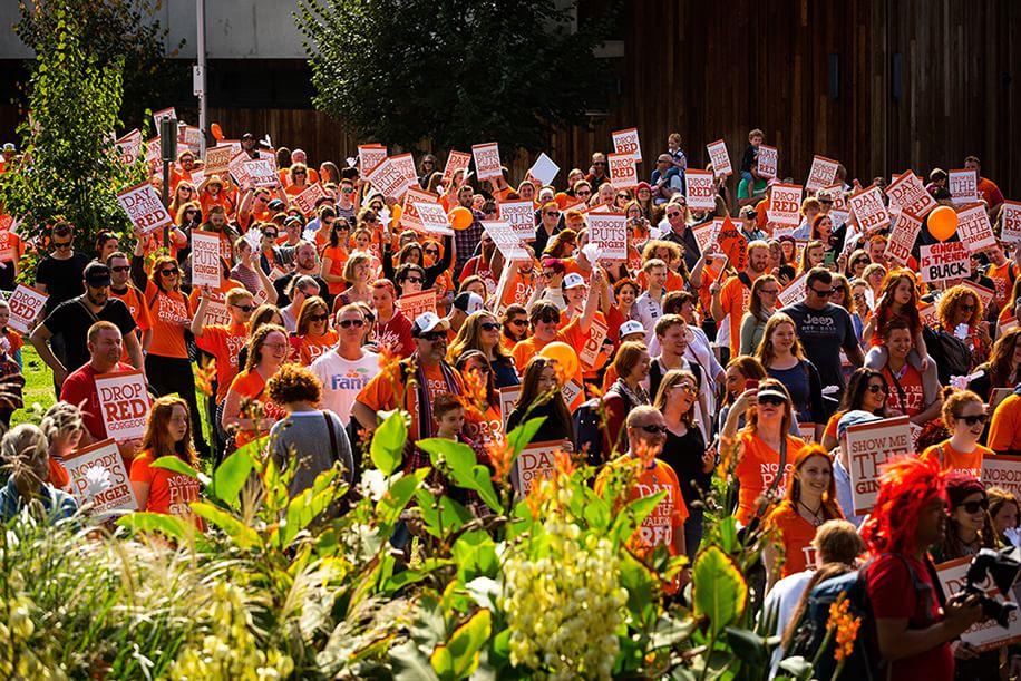 Ginger Pride Rally, in Australia la marcia dei rossi contro il bullismo