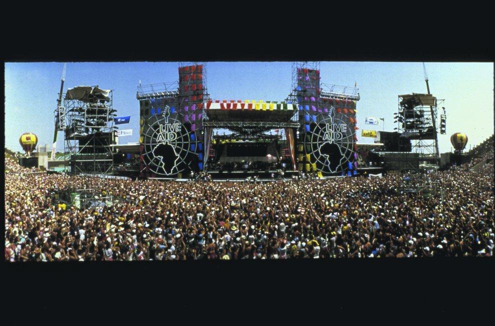 Da Woodstok al Live Aid, i grandi raduni delle star (e del pubblico)