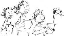 Povertà, ecco le vignette  di Gud per raccontare  la vita senza diritti  dei bambini violati   di CHIARA NARDINOCCHI