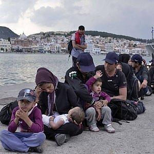 Minori migranti: in Grecia tre minori non accompagnati su quattro non hanno un posto sicuro dove stare