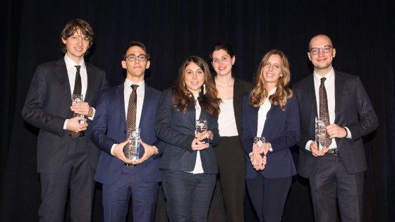 Cinque ventenni italiani del Politecnico alla finale mondiale di analisi finanziaria