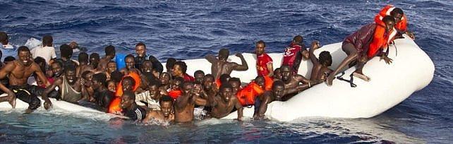 """Egitto, """"400 migranti dispersi in un naufragio"""""""