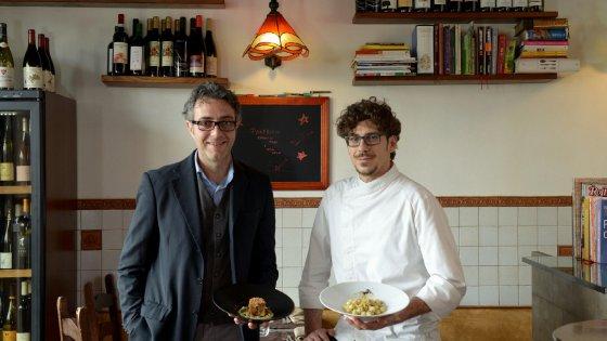 A Firenze, il ristorante è piccolo, ma la cucina è grande
