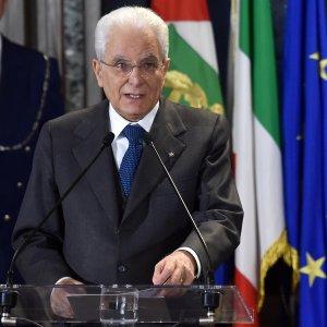25 aprile, Mattarella in Valsesia: omaggio alla 'Repubblica partigiana' di Varallo