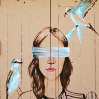 Spagna, le saracinesche sono capolavori: la street art invade Malasaña