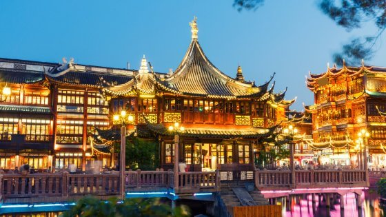 Shanghai è sempre più la città di domani